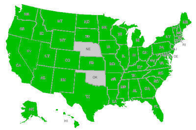 State Special Map